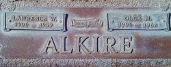 Olga Myrtle <I>King</I> Alkire