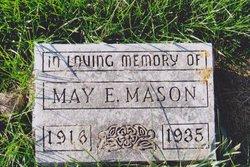May Edna <I>Derringer</I> Mason