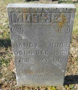 Nancy Adaline <I>Smith</I> Hurt