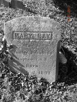 Mary Steele <I>Ray</I> Davidson