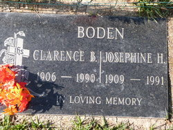 Clarence B. Boden
