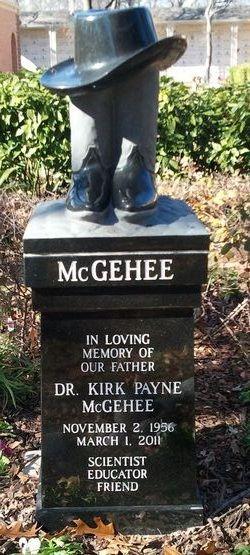Dr Kirk Payne McGehee
