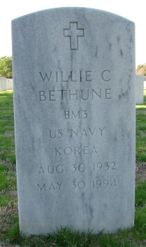 Willie Clyde Bethune
