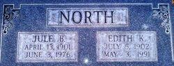 Edith Katherine <I>Lundeen</I> North