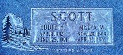 Eddie H Scott