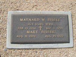 Mary Pearl <I>Elkin</I> Bisbee