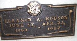 Eleanor AILEEN <I>May</I> Hodson