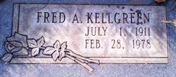Fred Kellgreen