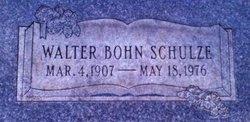 Walter Bohn Schulze