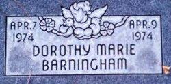 Dorothy Marie Barningham