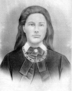"""Martha Frances """"Fannie"""" <I>Edwards</I> Luttrell"""