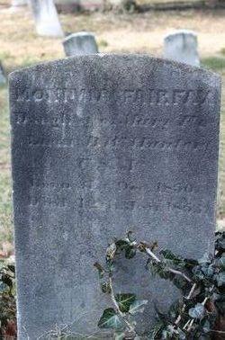 Monimia Fairfax Hunter