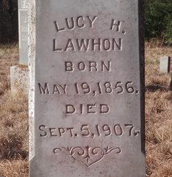 Lucy Helen <I>Gardner</I> Lawhon