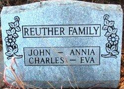 Anna <I>Diel</I> Reuther