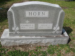 "Charles Frederick ""Charley"" Horn, Jr"