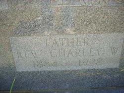 Rev Charley Weldon Bryce