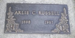 Arlie Colleen <I>Mulherin</I> Russell