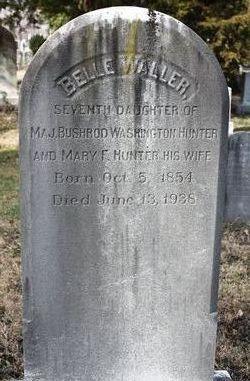 Belle Waller Hunter