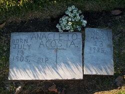 Anacleto Acosta
