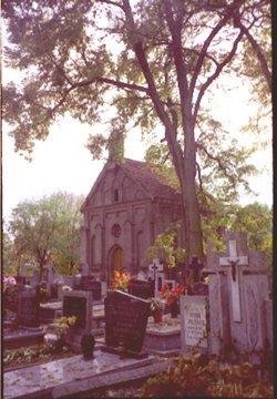Saint Anna Parish Cemetery