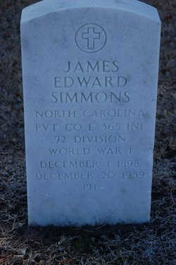 James Edward Simmons