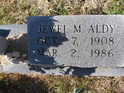 Jewel Alice <I>McNeer</I> Aldy
