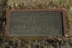 Hugh Edward McClure