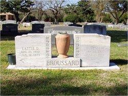 Lastie D Broussard