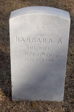 Barbara A Felts