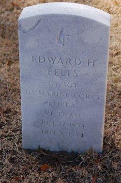 Edward Hugh Felts