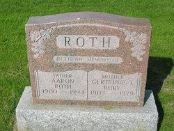 Gertrude Irene <I>Ruby</I> Roth