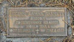 Lucian Lamar Sasnett