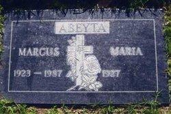 Maria Ascension <I>Gomez</I> Abeyta