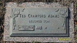 Ted Crawford Adams