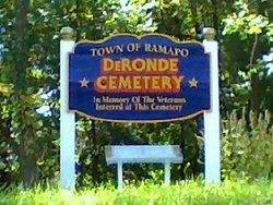 DeRonde Cemetery