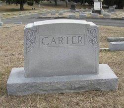 Annie E <I>Hollingsworth</I> Carter