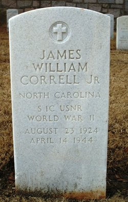 James William Correll, Jr