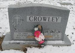 Evelyn Mary <I>Simon</I> Crowley
