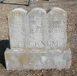 Hazel Gertrude Bucknum