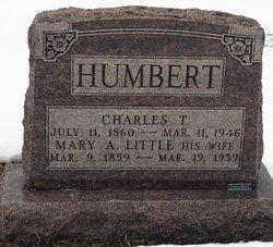 Charles T Humbert