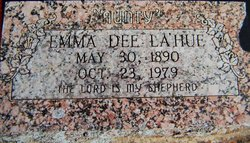Emma Dee LaHue
