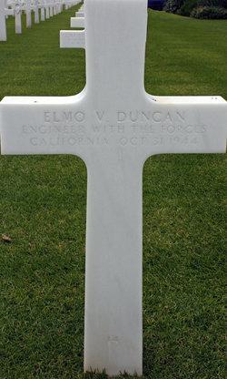 Elmo Vinson Duncan