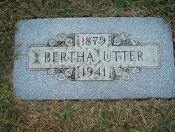 Bertha Utter