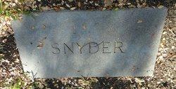 Lenora Ann <I>Bryson</I> Snyder