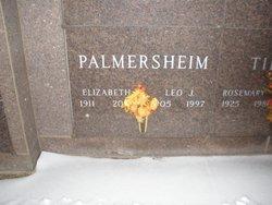 Elizabeth <I>Hoheisel</I> Palmersheim