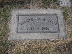 Virginia Rosamae Hinton