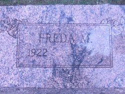 Freda M. Derringer