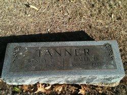 Hallie D <I>Marks</I> Tanner
