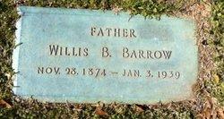Willis B Barrow