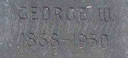 George W. Ackerman